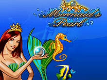 Mermaid's Pearl в казино Вулкан Платинум