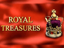 Royal Treasures - автоматы Вулкан