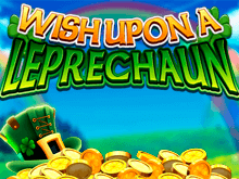 Wish Upon A Leprechaun от Blueprint Gaming: игровой аппарат