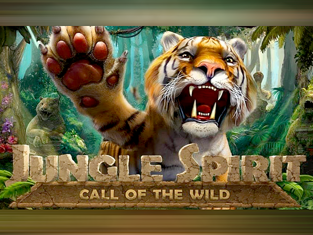 Jungle Spirit: Call Of The Wild от NetEnt онлайн бесплатно